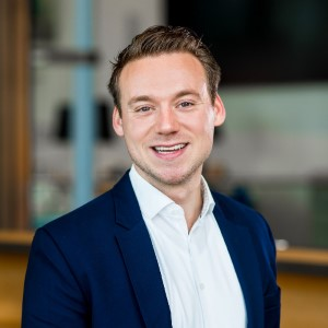 Nick van Nispen - Young Professional Programme IT & oud IT- stagiair