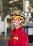 Ellen Heyns - Materials and Corrosion Engineer