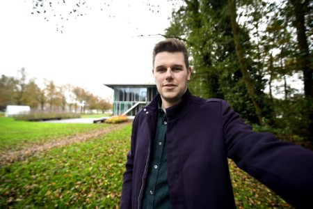 Patrick Goorhuis, landelijk trainee