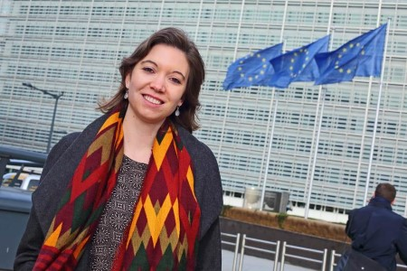 Tijdelijk contract bij de EU: Daphne