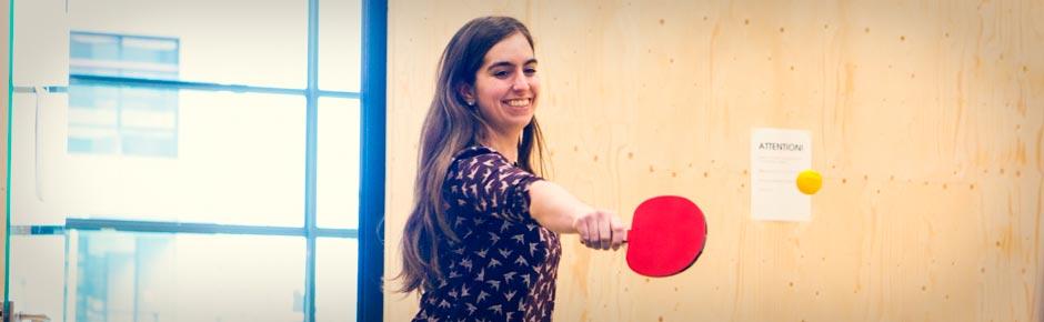 Eva van Weel - IT trainee