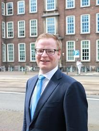 Joeri Verweij - Jurist bij de directie Bestuursrechtspraak