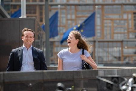 Trainee bij de Europese Commissie: Fieke en Daniel