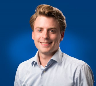 Steven Verhoeven - Campus Recruiter